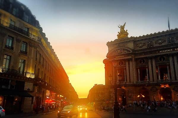 パリでの生活